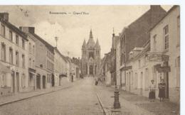 Bonsecours - Grand'Rue - Edition Cappelaere-Galloo - Magasin Du Mouton Blanc à Condé - 1932 - Péruwelz