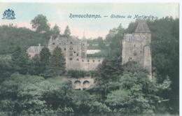 Remouchamps - Château De Montjardin - Edit. Grand Bazar - Aywaille