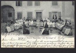 Scènes Et Moers Vaudoises - Belebt – Animée - 1902 - VD Vaud