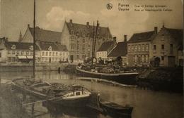Veurne - Furnes // Kaai - Quai (schip) 1930 - Veurne