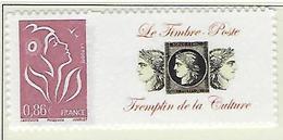 """FR Personnalisés YT 3969A """" Marianne Lamouche 0.86€  Adhésif """" 2006 Neuf** - Francia"""