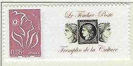 "FR Personnalisés YT 3969A "" Marianne Lamouche 0.86€  Adhésif "" 2006 Neuf** - Personalisiert"