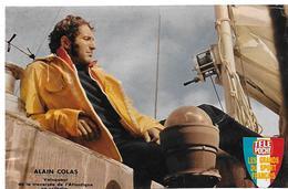 Voile : COLAS Alain - Unclassified