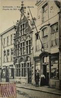 Oudenaarde - Audenarde // Rue De La Liberte (animee) Ca 1900 - Oudenaarde