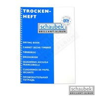 Schaubek TH4201 Trockenbuch DIN A4 10 Löschkartonblätter Mit Folienzwischenblättern - Briefmarken