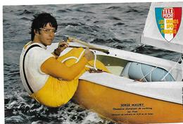 Voile : MAURY Serge - Sports