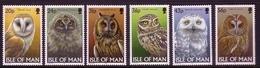 ISLE OF MAN MI-NR. 709-714 ** EULEN 1997 - Man (Insel)