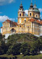 1 AK Niederösterreich * Stift Melk - Eine Der Schönsten Barockkirchen In Österreich - Seit 2000 UNESCO Weltkulturerbe * - Melk
