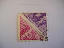 Tchad: Timbres-taxe N° 33 Et 34 (YT) Oblitérés - Tchad (1960-...)