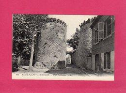 80 Somme, SAINT-VALERY-SUR-SOMME, Tour Guillaume, (L. L.) - Saint Valery Sur Somme