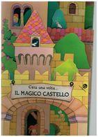 MANTEGAZZA IL MAGICO CASTELLO LIBRO A SPIRALE MAX DIMENSIONI LA COCCINELLA - Bambini E Ragazzi
