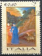 Italia, 2009 Giornata Della Lingua Italiana 0.60 € # Sassone 3125 - Michel 3335 - Scott 2966 USATO - 6. 1946-.. Repubblica