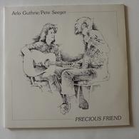 LP/ Arlo Guthrie, Pete Seeger - Precious Friend - Country Et Folk