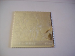 Gambie: Timbre N° 4436 (YT) Neuf - Impression Sur Métal (Pape) - Gambie (1965-...)