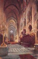 Paris (75) - Notre Dame De Paris - Intérieur - Illustrateur Oilette - Notre Dame De Paris