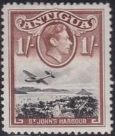 Antigua     .   SG  .    105       .       *      .     Mint-hinged    .   /    .   Ongebruikt - 1858-1960 Kolonie Van De Kroon