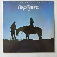 LP/ Arlo Guthrie - Last Of The Brooklyn Cowboys - Country & Folk