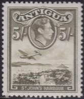 Antigua     .   SG  .    107       .       *      .     Mint-hinged    .   /    .   Ongebruikt - 1858-1960 Kolonie Van De Kroon