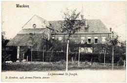 WACKEN - Dentergem - Le Pensionnat St Joseph - Dentergem