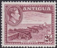 Antigua     .   SG  .    106       .       *      .     Mint-hinged    .   /    .   Ongebruikt - 1858-1960 Kolonie Van De Kroon