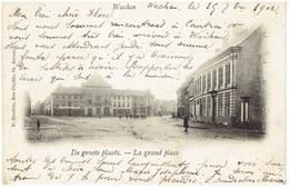 WACKEN - Dentergem - De Groote Plaats - La Grand Place - Dentergem