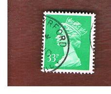 GRAN BRETAGNA (UNITED KINGDOM) -  SG X984 -  1990 QUEEN ELIZABETH II  26                   - USED° - 1952-.... (Elisabetta II)
