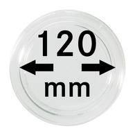 Lindner S22712000 Münzkapsel Innendurchmesser 120 Mm, 1 Stück, Innenhöhe 9,2 Mm - Zubehör