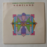LP/ Homeland - A Collection Of Black South African Music - World Music
