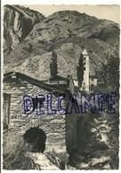 Valls D'Andorra. Canillo. L'Eglise. Sté Des Cartes Postales. APA-POX. Véritable Photo Au Bromure 1950 - Andorre