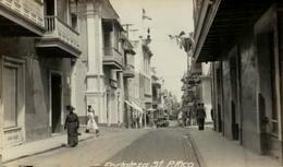 Puerto Rico - Cortaleza St. - Carte-photo - Puerto Rico