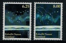 Groenland 2009 // Europa Neuf ** MNH No.507-508 Y&T - Neufs