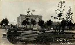 Puerto Rico - City Hall Carolina - Carte-photo - Puerto Rico