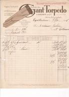 LYON RHONE 1925 Gant Torpedo Maison COCHET Et Cie Villeurbanne 46 Rue Viabert - France