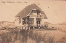 Koksijde Coxyde Bains Dans Les Dunes ZELDZAAM (In Zeer Goede Staat) - Koksijde