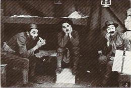 CPM - EDITION DELTA-PRODUCTIONS - CP331 - CHAPLIN  - 1981 - Actors