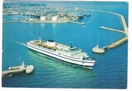 SCH-885  M.S. PRINSESSAN DESIREE ( Sessan-Lines) - Ferries