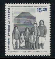 Groenland 2009 // 100 Ans De La Station DeThulé Timbre Neuf ** MNH No.521 Y&T - Neufs
