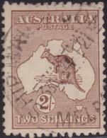 Australia    .   SG    .     41          .    O      .    Cancelled    .   /    .   Gebruikt - 1913-48 Kangaroos