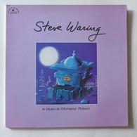 LP/ Steve Waring - Le Blues De Monsieur Robert - Country Et Folk