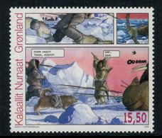 Groenland 2009 // Bande Dessinée Timbre Neuf ** MNH No.515 Y&T - Neufs