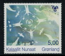 Groenland 2009 // Protection Des Zones Polaires Timbre Neuf ** MNH No.504 Y&T - Neufs
