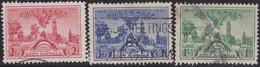 Australia    .   SG    .     161/163         .    O      .    Cancelled    .   /    .   Gebruikt - 1913-36 George V : Andere