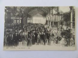 Vittel N°143 - Les Galeries - Carte Animée, Non-circulée - Vittel Contrexeville