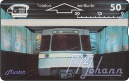"""TWK Österreich Privat: """"Wr. Linien - U-Bahn"""" Gebr. - Austria"""