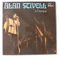 LP/ Alan Stivell - à L'Olympia Enregistrement Public  / 1972  Fontana - Country & Folk