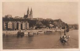 CPA - PRAGUE - Vue De La Ville - Vysehrad - Tchéquie