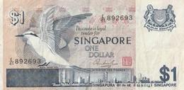 1 DOLLAR 1976 - Singapore