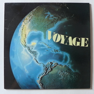 LP/ Voyage - From East To West / 1977 Sirocco Productions - World Music