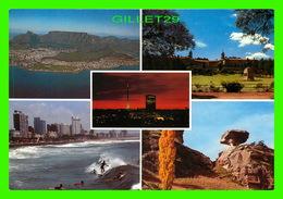 AFRIQUE DU SUD - SOUTH AFRICA -  5 MULTIVUES - CONSTANTIA GREETINGS LTD - - Afrique Du Sud