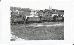 Photo - Locomotive 230 B 507 à Langres En 1956  - Thème Chemin De Fer - Train   - - Trains